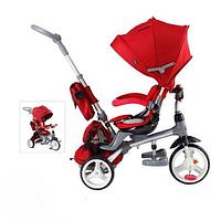 Велосипед-коляска MODI Crosser красный(T 500 (AL) , фото 1