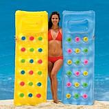 Пляжний надувний матрац Intex 59894, фото 3