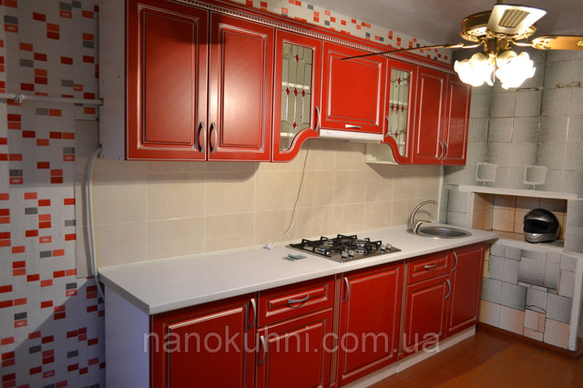 Кухня классика Рубин