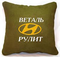 "Сувенирная подушка ""Рулит""  №152"