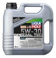 Моторное масло Liqui Moly(ликви Моли)LEICHTLAUF SPECIAL АА 5w30 4л.