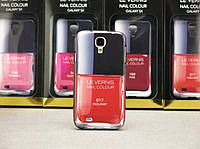 Чехол для Samsung S4 I9500 лак Chanel
