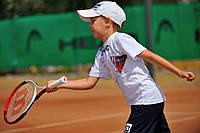 Большой теннис для детей. Уроки с Мастером спорта