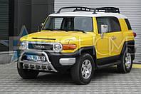 Кенгурятник Кенгур Передняя защита Toyota FJ Cruiser