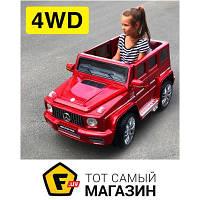 Электромобиль Kidsauto Mercedes-Benz G65 AMG New Edition 4X4 Red (SMT-7188)