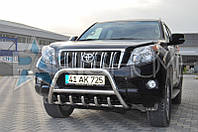 Кенгурятник Кенгур Передняя защита Toyota Land Cruiser Prado 150
