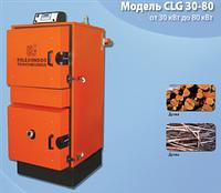 Твердотопливный котел D'Alessandro Termomeccanica CLG-80 (750 м²)