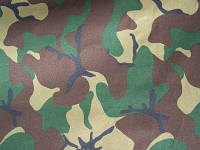 Камуфляжная ткань