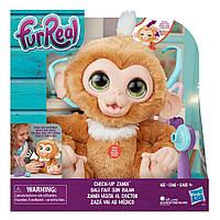 """Интерактивная мягкая игрушка Hasbro FurReal Friends """"Вылечи мартышку"""", (E0367)"""