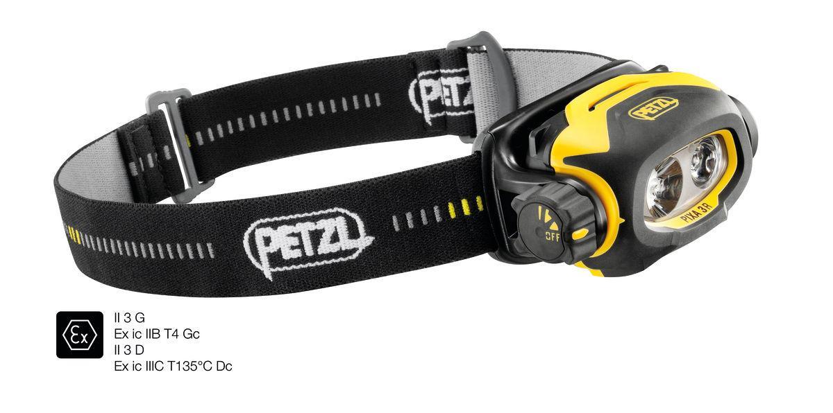 Фонарь Petzl Pixa 3R