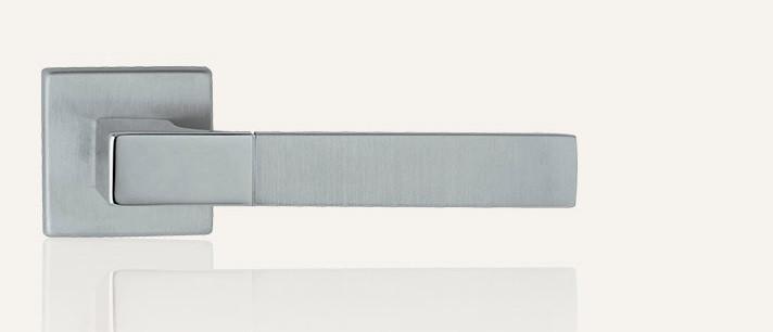 Ручки для дверей Linea Cali Thais хром матовий/хром