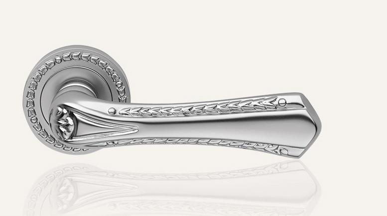 Ручки Linea Cali Sissi античне срібло