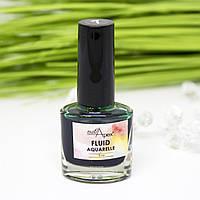 NAILAPEX «Акварельный Флюид» — №7 Зеленый AQUARELLE FLUIDE (5ml)