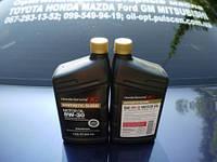 08798-9034 Оригинальное моторное масло HONDA Synthetic Blend SAE 5w-30, 946мл