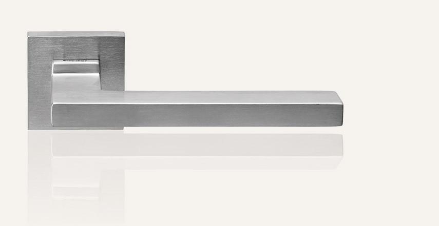 Ручки Linea Cali Sintesi хром матовий