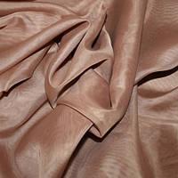 Тюль вуаль (шифон), Турция, цвет какао
