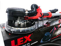 Шлифмашина жираф LEX LXDWS175 (Польша) LED - подсветка 1,7 кВт / 5,5 кг