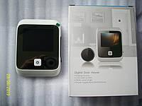 Дверной глазок с видеокамерой  и ЖК дисплеем VE 530 S.