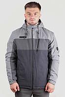 Мужская куртка на синтепоне (демисезон) (42-52рр)