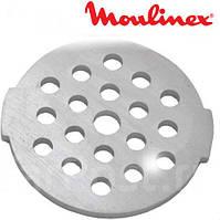 Решетка(сито) для мясорубки Moulinex Ø54мм средняя 5 мм