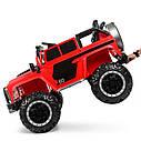 Детский электромобиль Джип M 4150 EBLR-3, Land Rover, 4WD, красный, фото 4