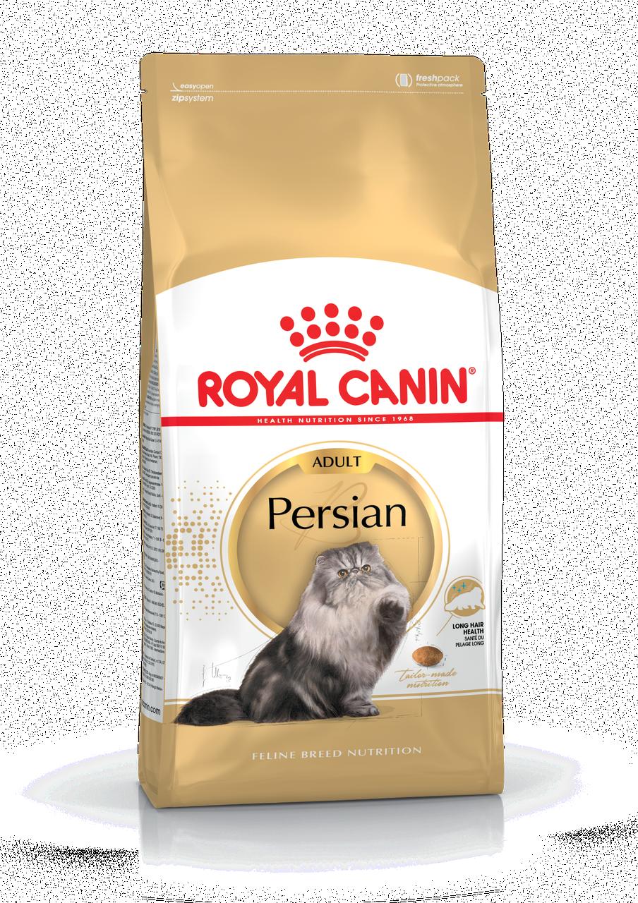 Корм для кошек персидской породы Royal Canin PERSIAN ADULT 0,4 кг
