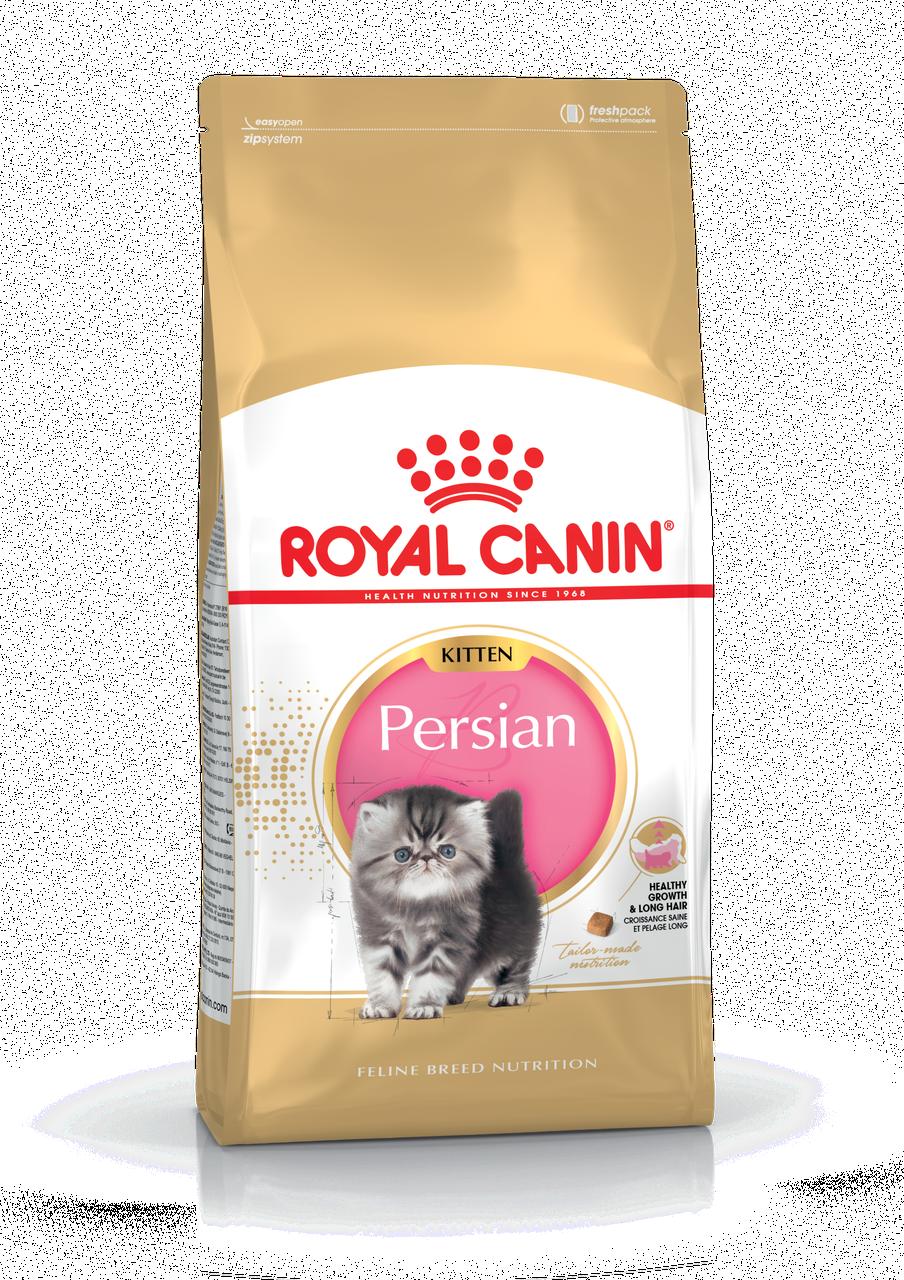 Корм для котят персидской породы Royal Canin KITTEN PERSIAN 10 кг