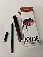 Kylie помада и карандаш для губ
