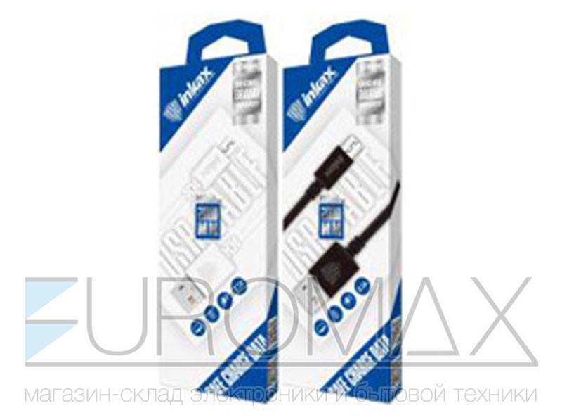 Зарядное устройство 12В с кабелем USB - micro USB Inkax CK-08-M-V8