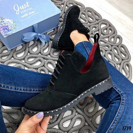 Короткие ботинки осень, фото 2