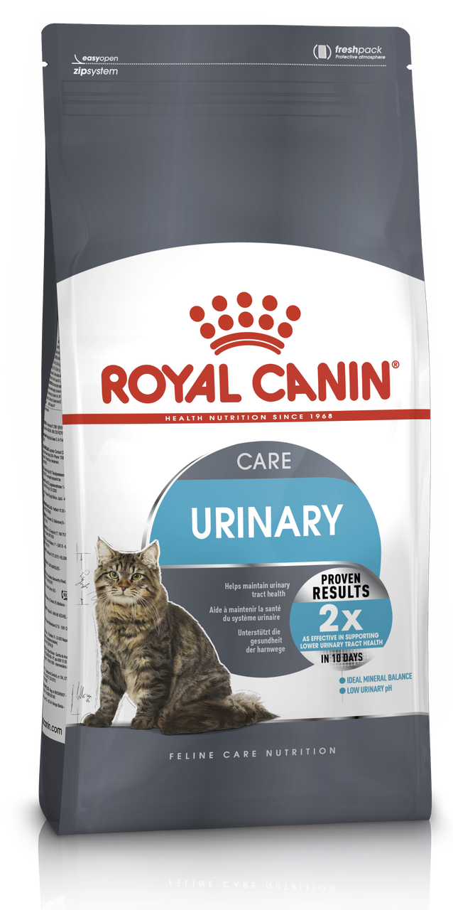 Корм для кошек  для здоровья мочевыделительной системы Royal Canin URINARY CARE   10 кг