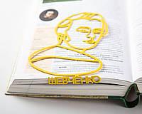Закладка для книг Т.Г.Шевченко, фото 1