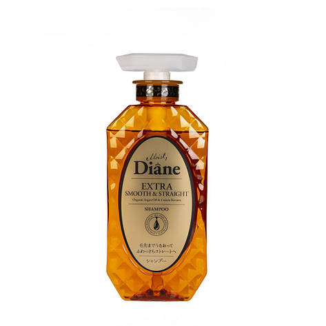 Шампунь кератиновый Moist Diane Perfect Beauty Гладкость 450 мл (224880), фото 2