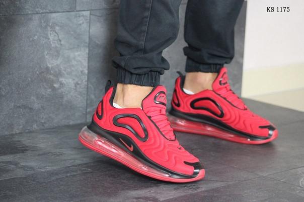 Мужские кроссовки Nike Air Max 720 (красные)