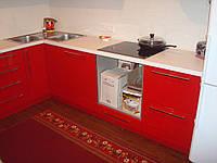 Кухонный набор с подвесными ящиками