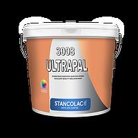 Фарба інтер'єрна Ultrapal 3008 Stancolac (Станколак) (3 л) Безкоштовна колеровка!