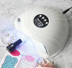 Лампа UV/LED SUN 5 PLUS, 80W,отличный подарок ,Проверенный мастерами