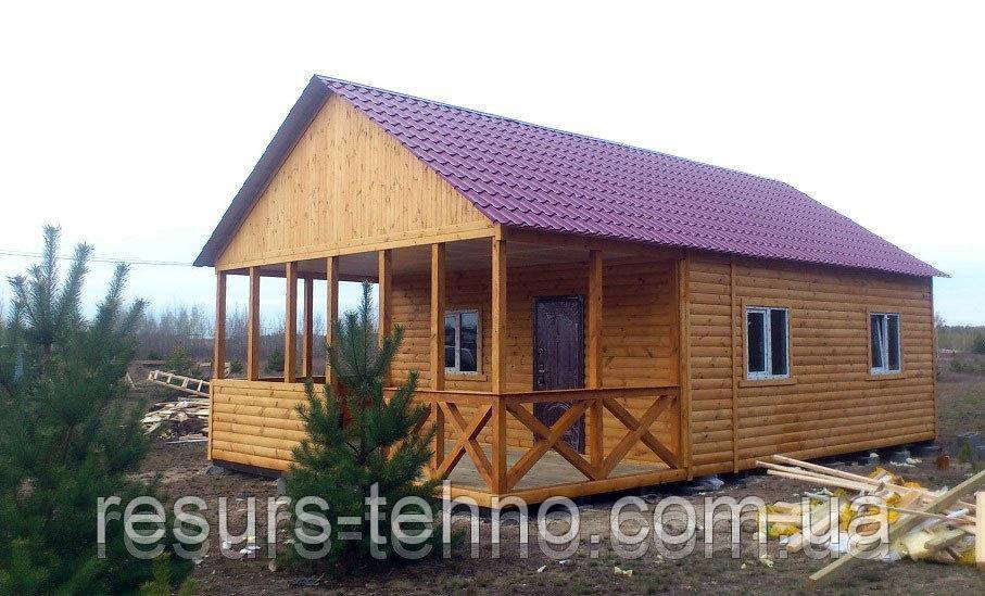 Как рассчитывается цена постройки дачного домика