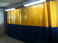 Защитная штора для автомойки (автосервиса). Продажа. Киев, Украина