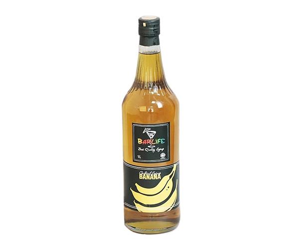Сироп Barlife Банан жёлтый 1 л