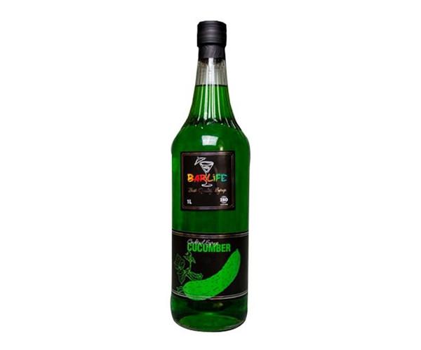 Сироп Barlife Огуречный 1 л