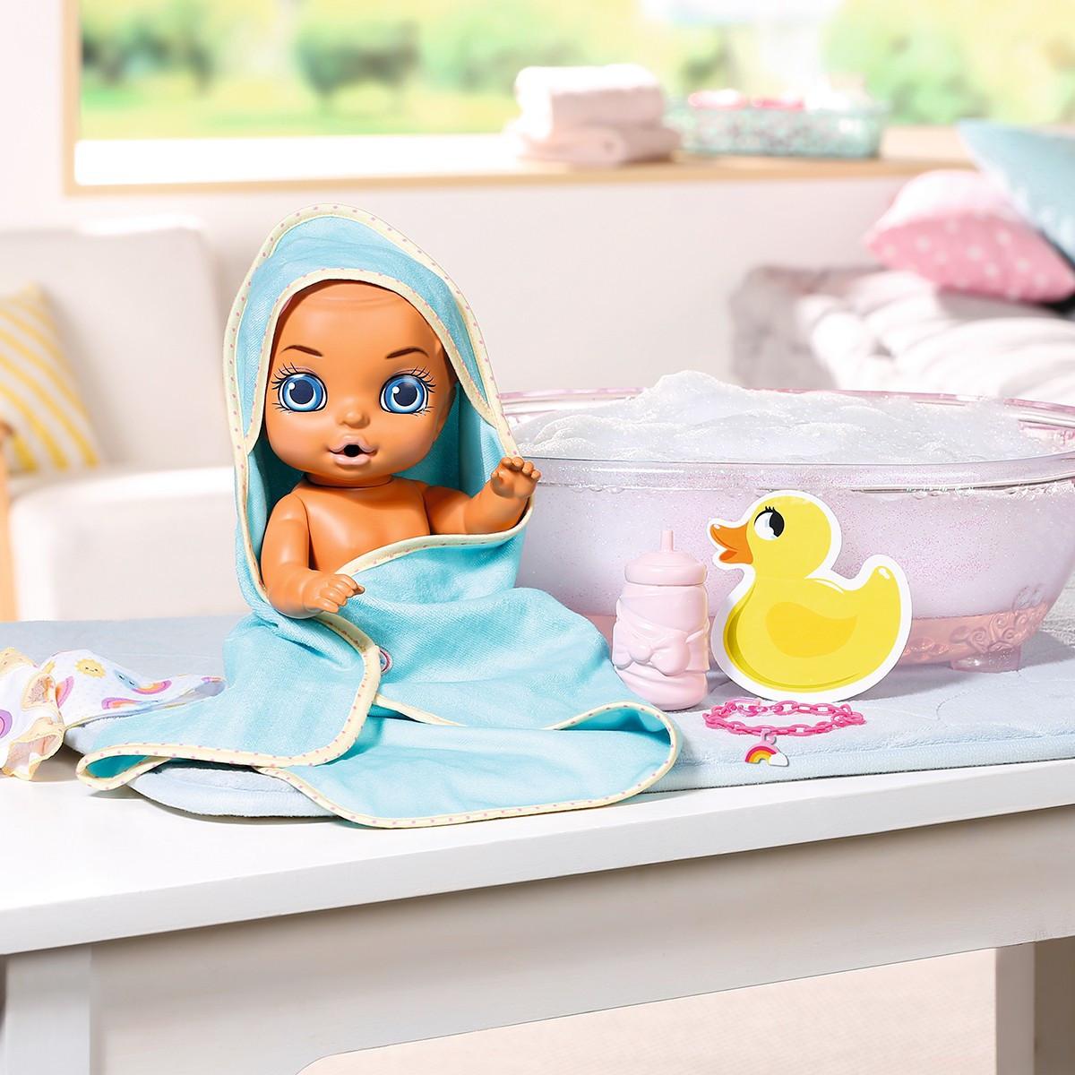 Кукла Беби Берн  Очаровательная Китти Baby Born 904114 Surprise with bath