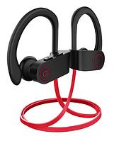 Беспроводные Наушники-гарнитура для спорта и для бега с микрофоном и влагозащитойIonct IPX7