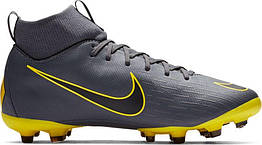 Бутсы детские Nike Mercurial Superfly 6 Academy MG (AH7337 070) Оригинал