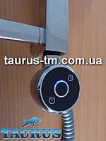 """Электрический ТЭН TERMA DRY chrome для сушки полотенец с таймером от 1 до 5 часов. Подключение 1/2""""; Польша"""