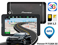 "GPS навигатор 7"" 3G Pioneer PI 7100A 16GB Android"