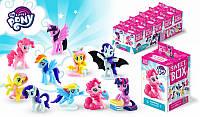 Мy litle Pony 3 Свитбокс-Свит бокс коллекционная фигурка  мармелад с натуральным соком в коробочке Sweetbox, фото 1
