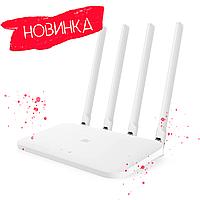 24 місяці гарантія! Роутер Xiaomi Mi WiFi Router 4A Gigabit Edition White, фото 1