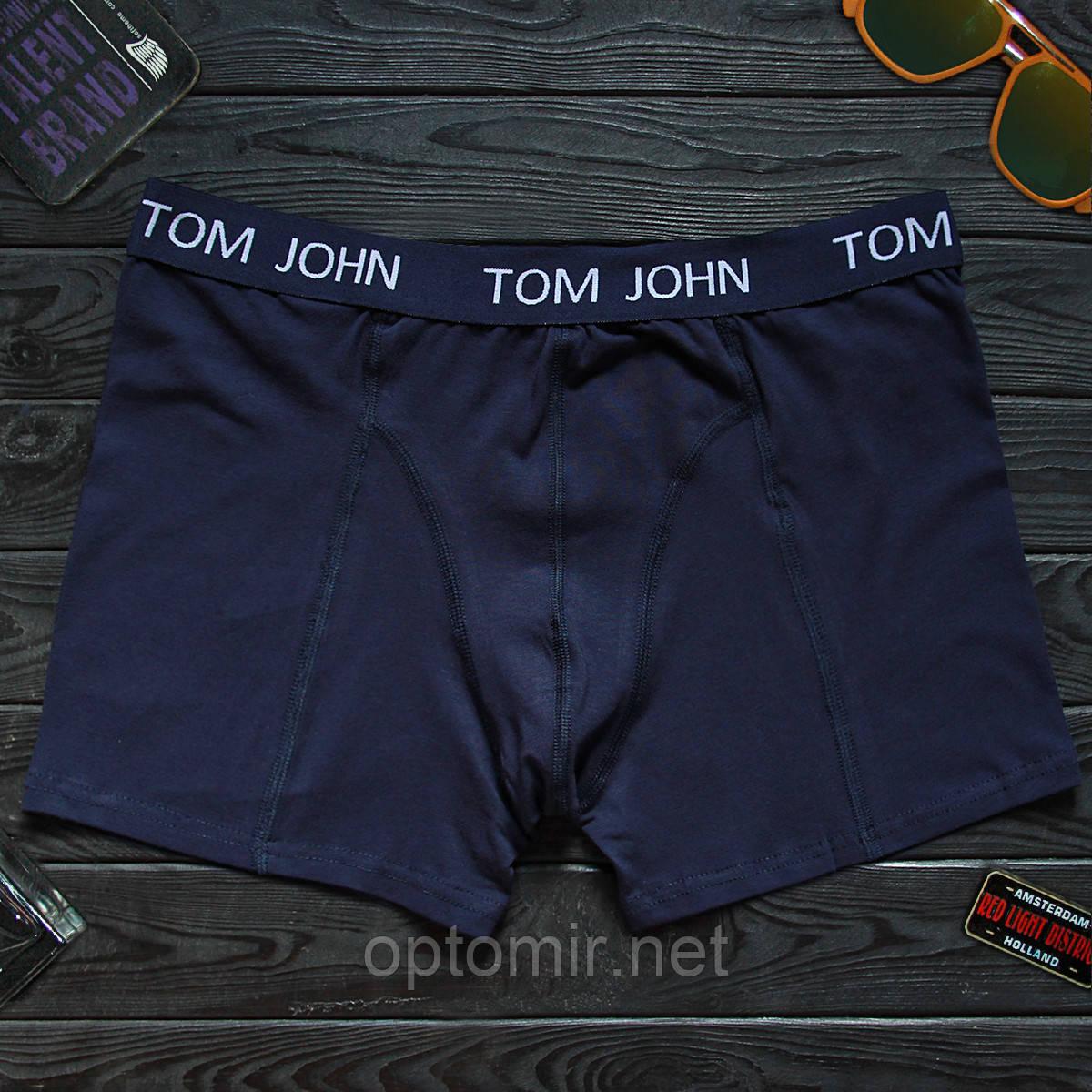 Трусы мужские боксеры Tom John Турция M | 1 шт.