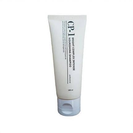Протеиновый шампунь с коллагеном Esthetic House CP-1 Bright Complex Intense Nourishing Shampoo 100 ml, фото 2